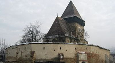 Fortified Church from Axente Sever Medias