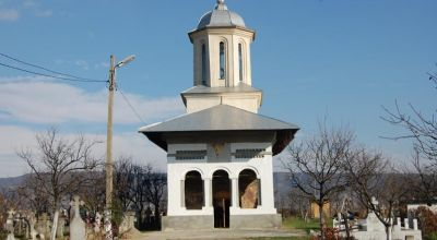 Candestilor church Buzau