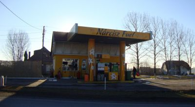 Nárcisz Fuel Station Vlahita