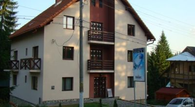 Pension Iuliu's Borsec (Bad Borseck)