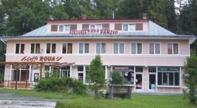 Pension Roua Borsec (Bad Borseck)