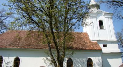 Reformed church Brates