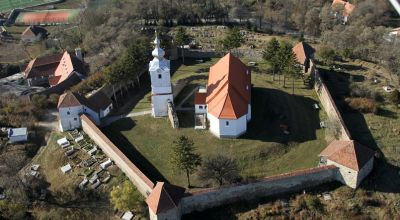 Reformed fortified church Ilieni