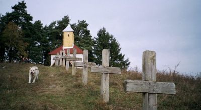 "Chapel on ""Tyúkász"" Hill Sovata"