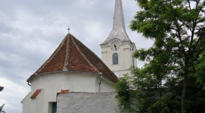 Unitarian church from Ioneşti Cata