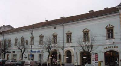 House Of Roman-Catholic Parish Cluj-Napoca