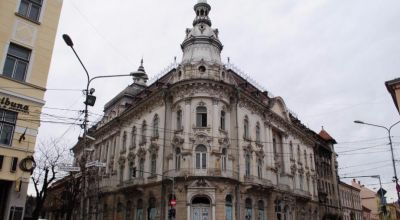 Building Of Former Continental Hotel Cluj-Napoca