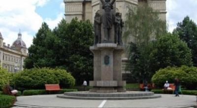 Monument Glory To The Romanian Soldier Cluj-Napoca