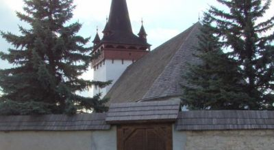 Sancraiu Reformed-Calvinist Church Sancraiu