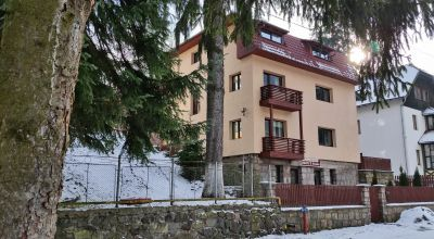 PENSION SARA Baile Tusnad (Tusnad Bath)