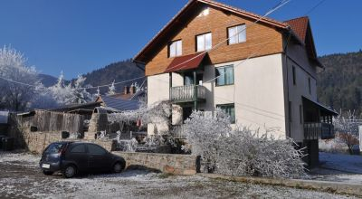 PENSION SILEX Baile Tusnad (Bad Tuschnad)