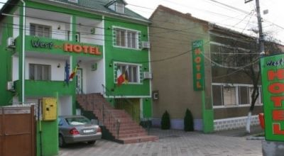 PENSION WEST Arad