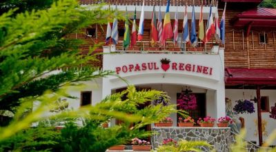 Pension Popasul Reginei Bran