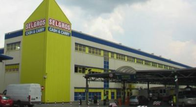Selgros Cash & Carry Braşov (Brassó)