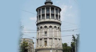 The Fire Watch Tower Bucharest