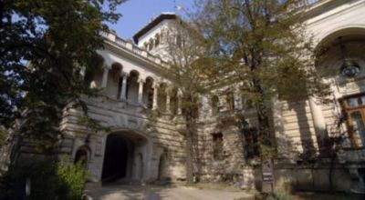 The Cotroceni Palace Bucharest