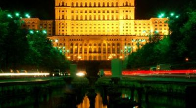 The Palace of Parliament Bucharest