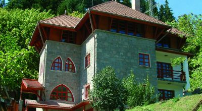 Pension Boroka Baile Tusnad (Bad Tuschnad)