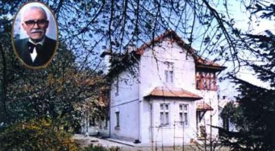 Tudor Arghezi Memorial House Bucharest