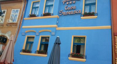 PENSION CASA SASEASCA Sighisoara (Schässburg)