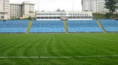 Cotroceni Stadium Bucharest