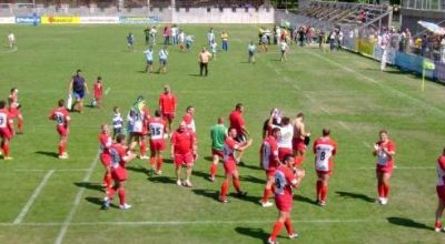 Nationalstadion fur Rugby Triumphbogen Bukarest