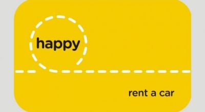 Happy Rent a Car Bucureşti (Bukarest)