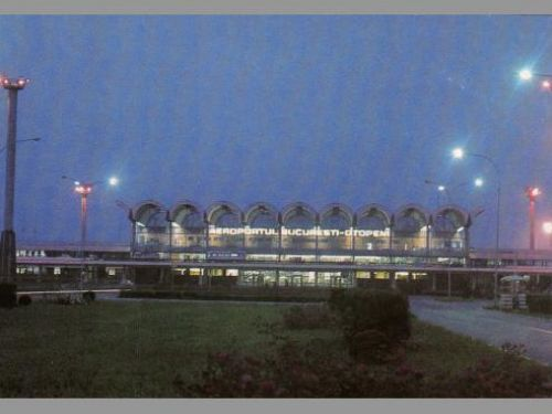Internationaler Flughafen Henri Coanda Bukarest