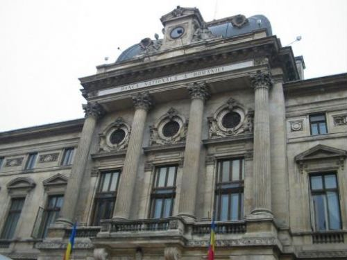 The National Bank Of Romania Bukarest