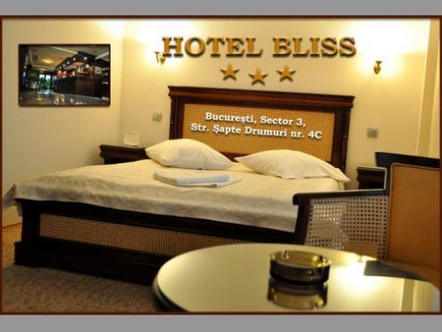 Hotel & Restaurant Bliss Bucarest