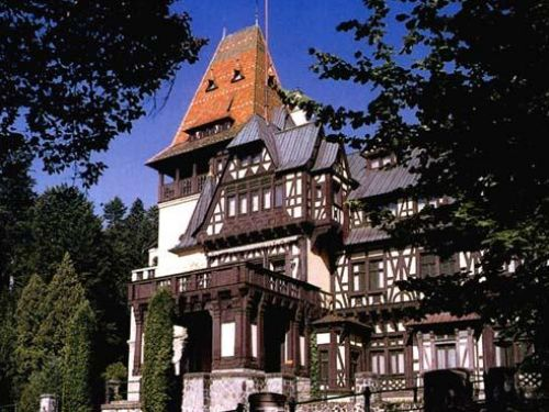 The Pelisor Castle Sinaia