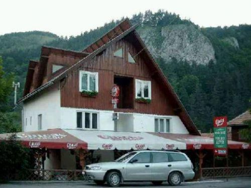Alpin Pension Bran