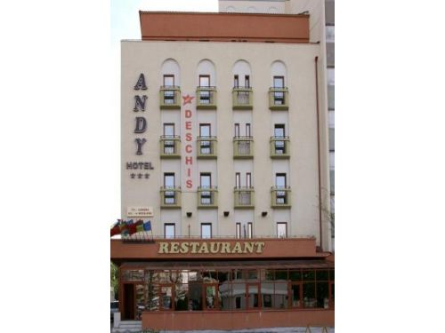 Hotel Andy Bucharest