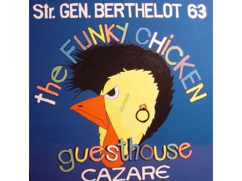 Hostel Funcky Chicken Bucharest