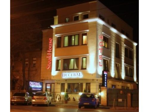 Hotel Decebal Bucharest