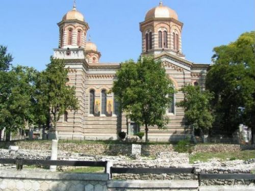 St. Peter And Paul Cathedral Constanta