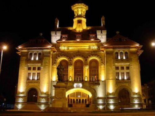Museum Of National History Constanta