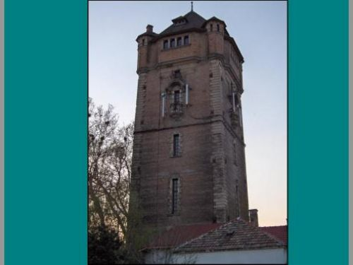 The Old Water Tower Arad