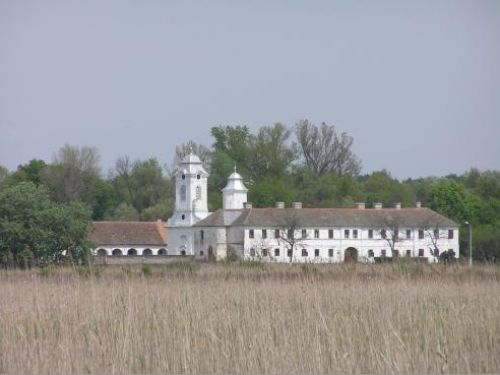 The Bezdin Monastery Arad