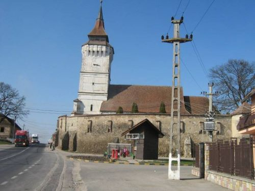 Fortified Evangelical Church Rotbav