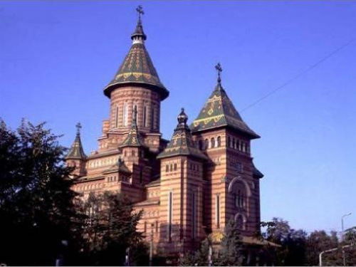 The Methropolitan Cathedral Timisoara
