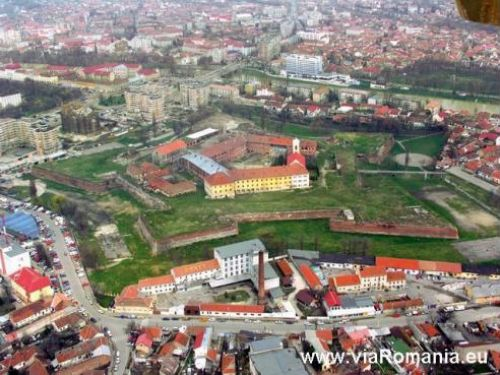 The Fortress Of Oradea Oradea