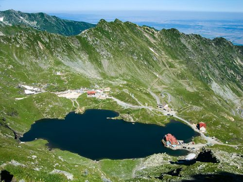 Balea Lake Cartisoara