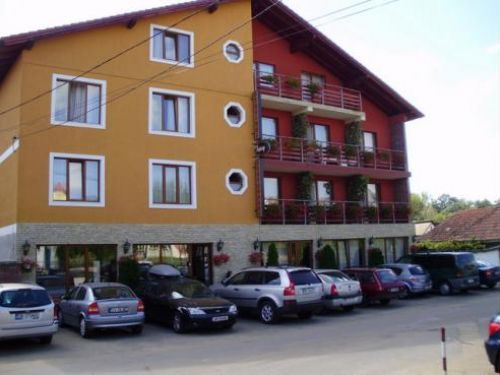 Pension Topaz Baile Felix