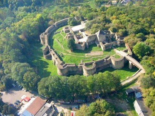 The Suceava Castle Suceava