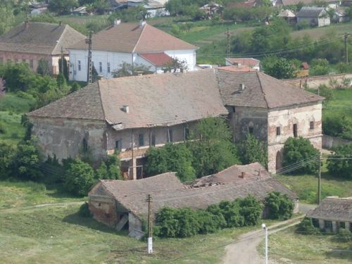 Count Of Mercy Castle Sanandrei