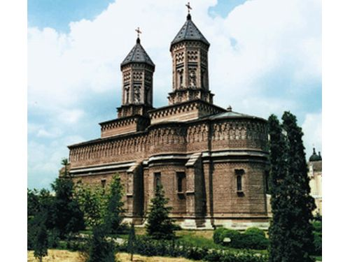 The Three Holy Hierarchs Monastery Iasi