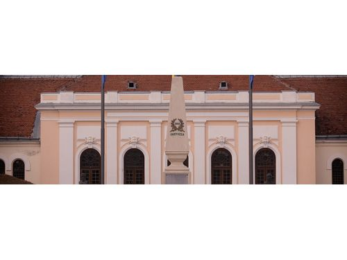 Custozza Monument Alba Iulia