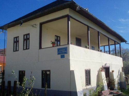 George Topirceanu Memorial House Iasi