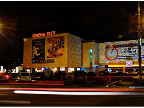 Cinema City Iulius Mall Iasi